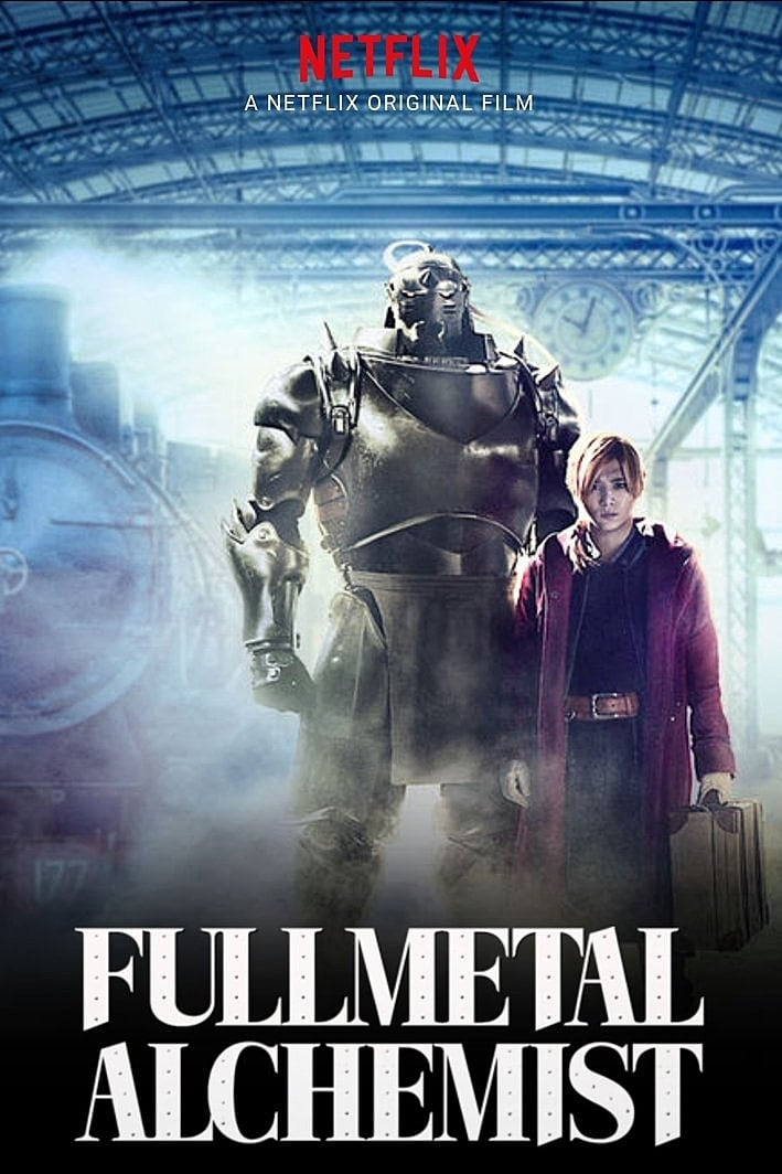 Fullmetal Alchemist Torrent (2018) Dual Áudio Dublado WEB-DL 1080p Download