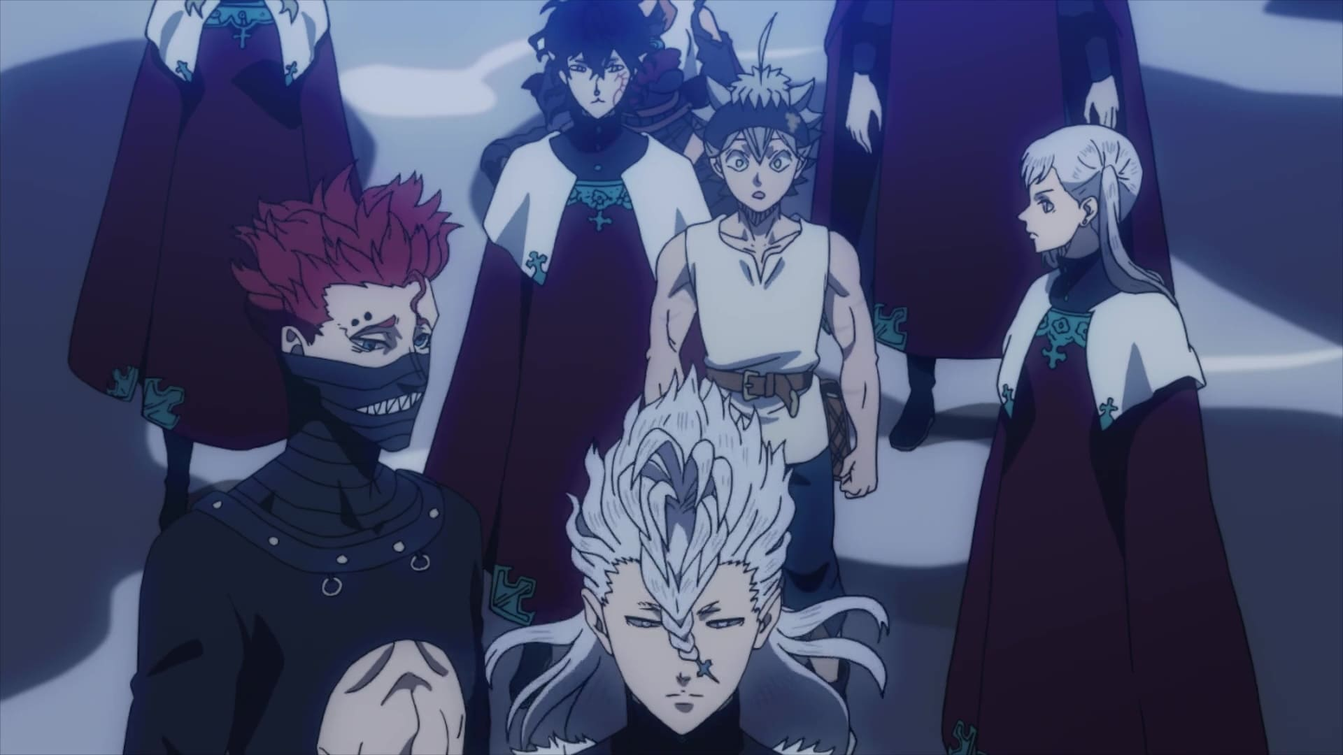 Black Clover - Season 1 Episode 101 : The Lives of the Village in the Sticks