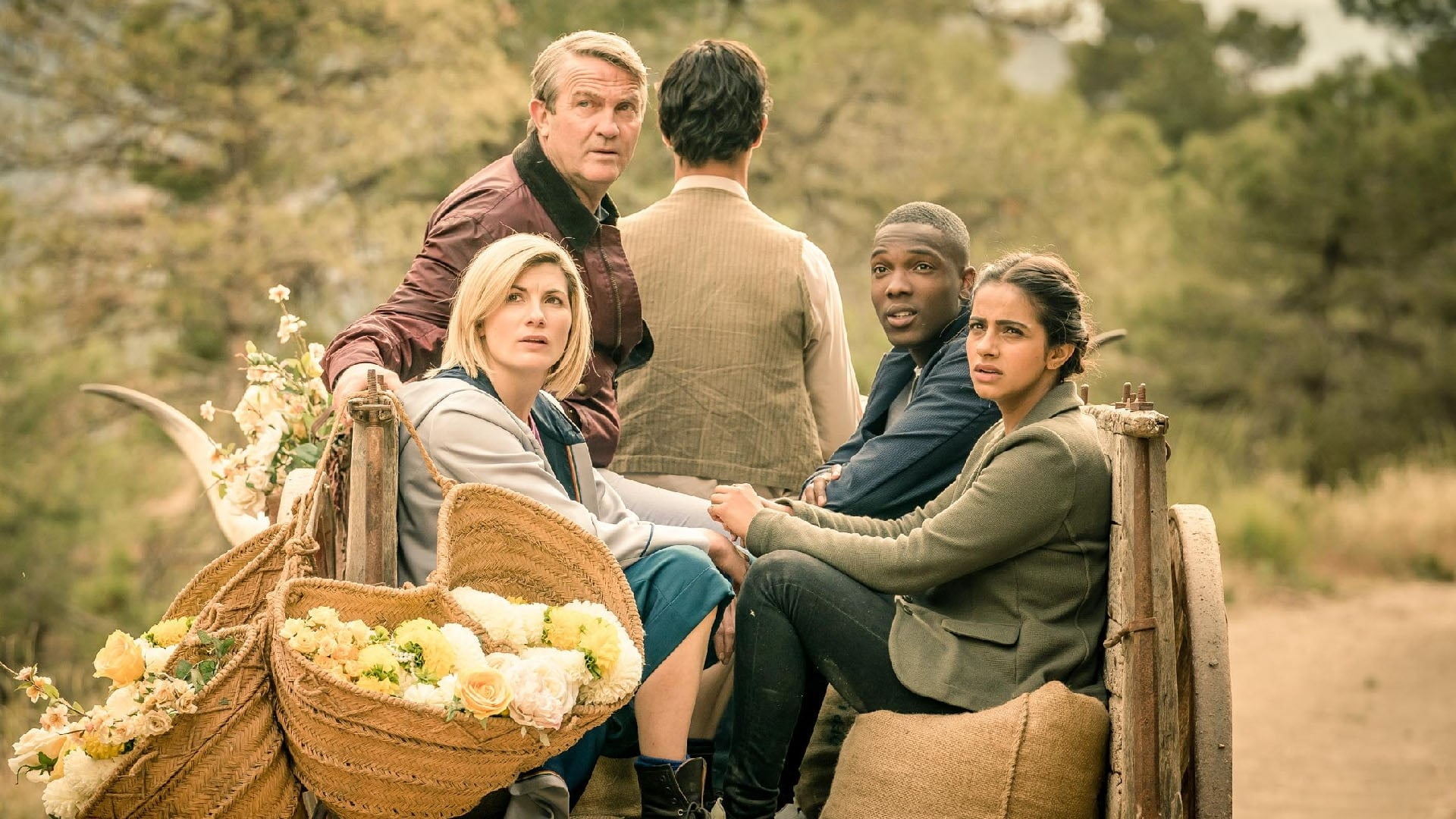 Doctor Who Season 11 :Episode 6  Demons of the Punjab