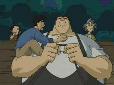 Jackie Chan Adventures Season 2 :Episode 35  Chi of the Vampire