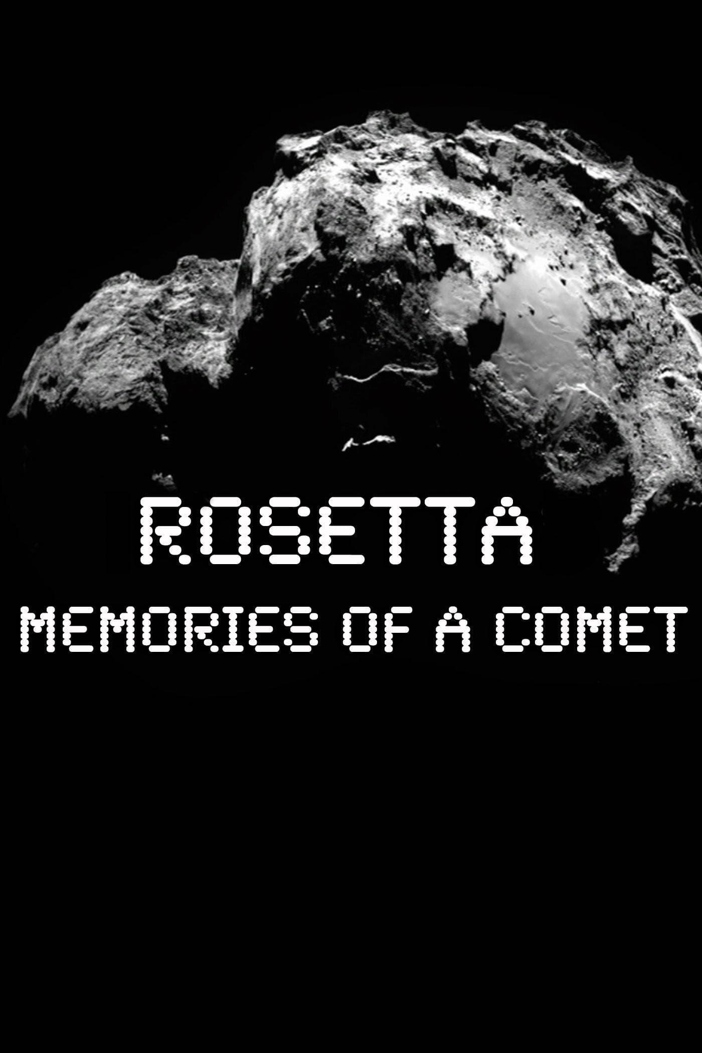 Ver ROSETTA Memories Of A Comet Online HD Español ()