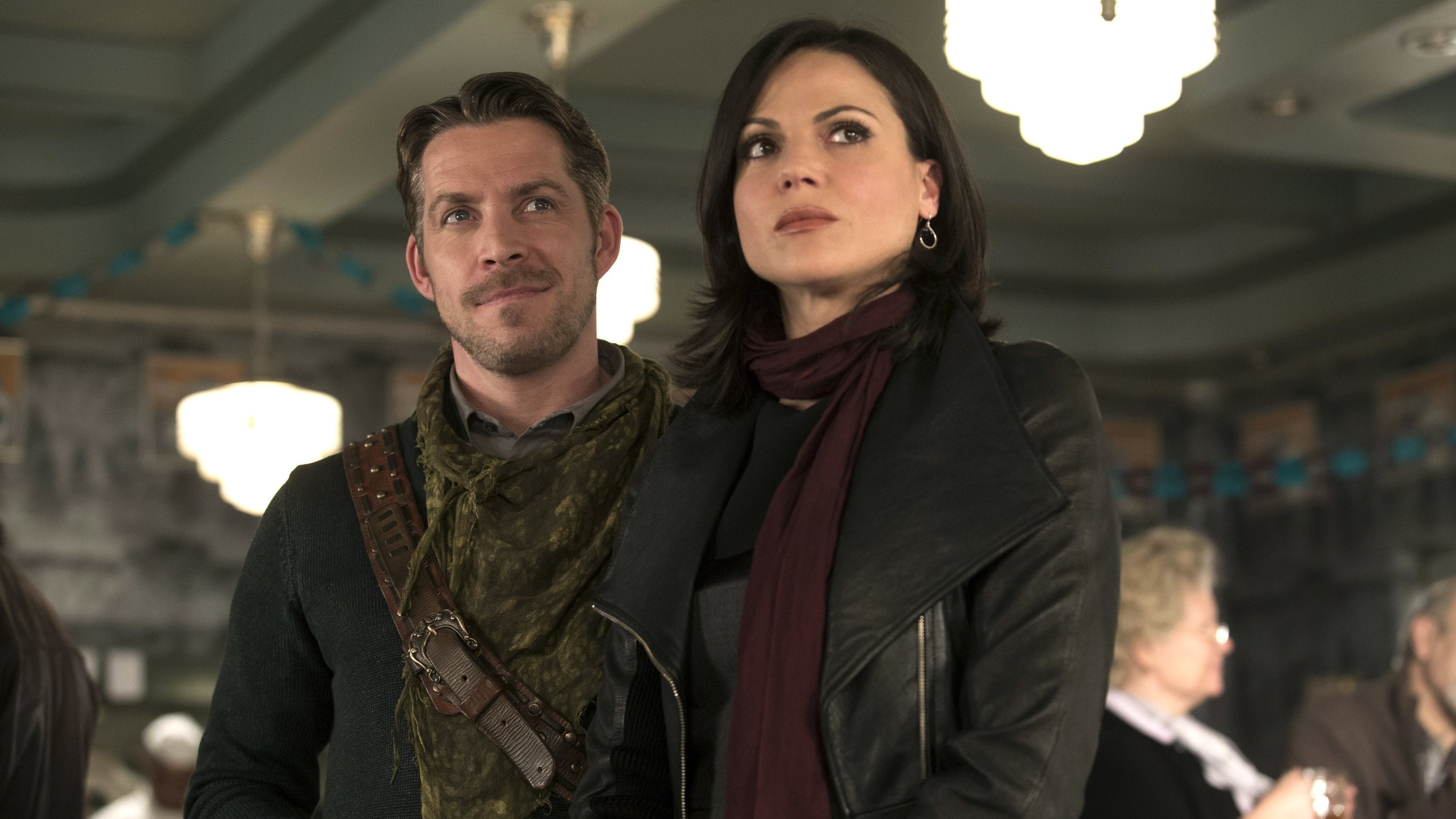 Once Upon a Time Season 3 :Episode 21  Snow Drifts
