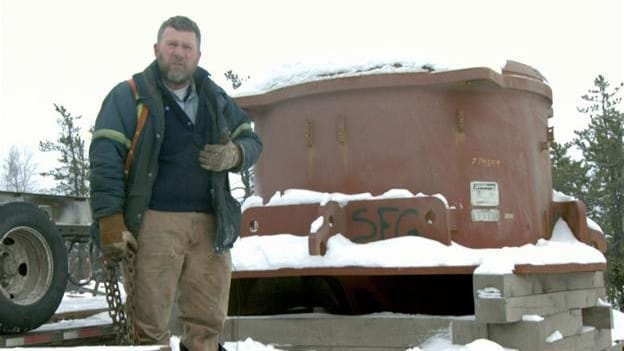 Ice Road Truckers Season 1 :Episode 3  Dash for the Cash