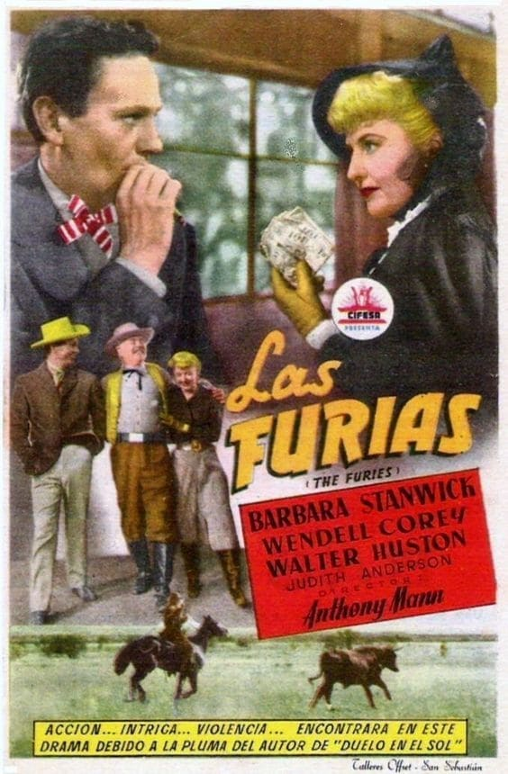 film the furies the furies the furies 1950