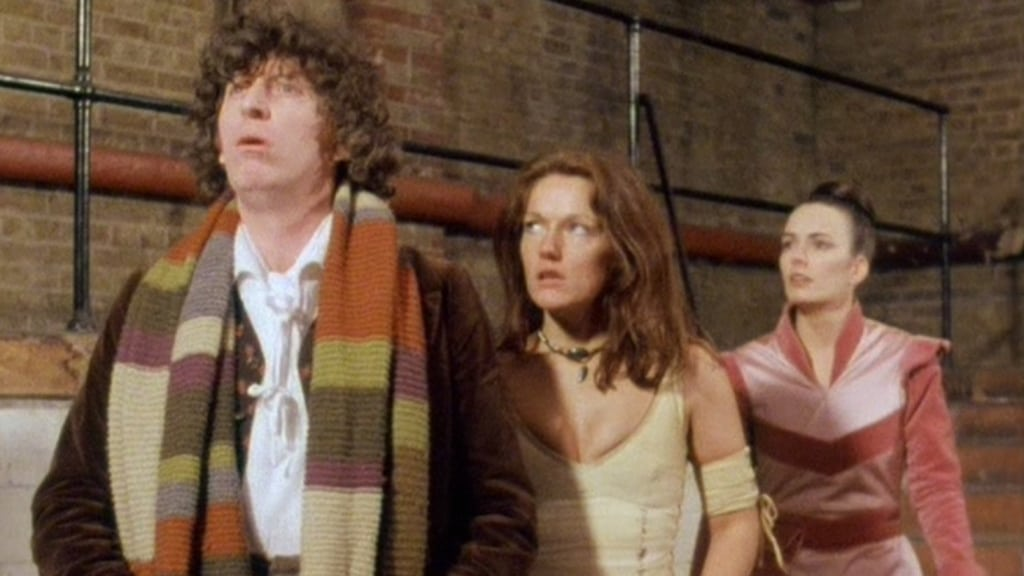Doctor Who Season 15 :Episode 26  The Invasion of Time, Part Six