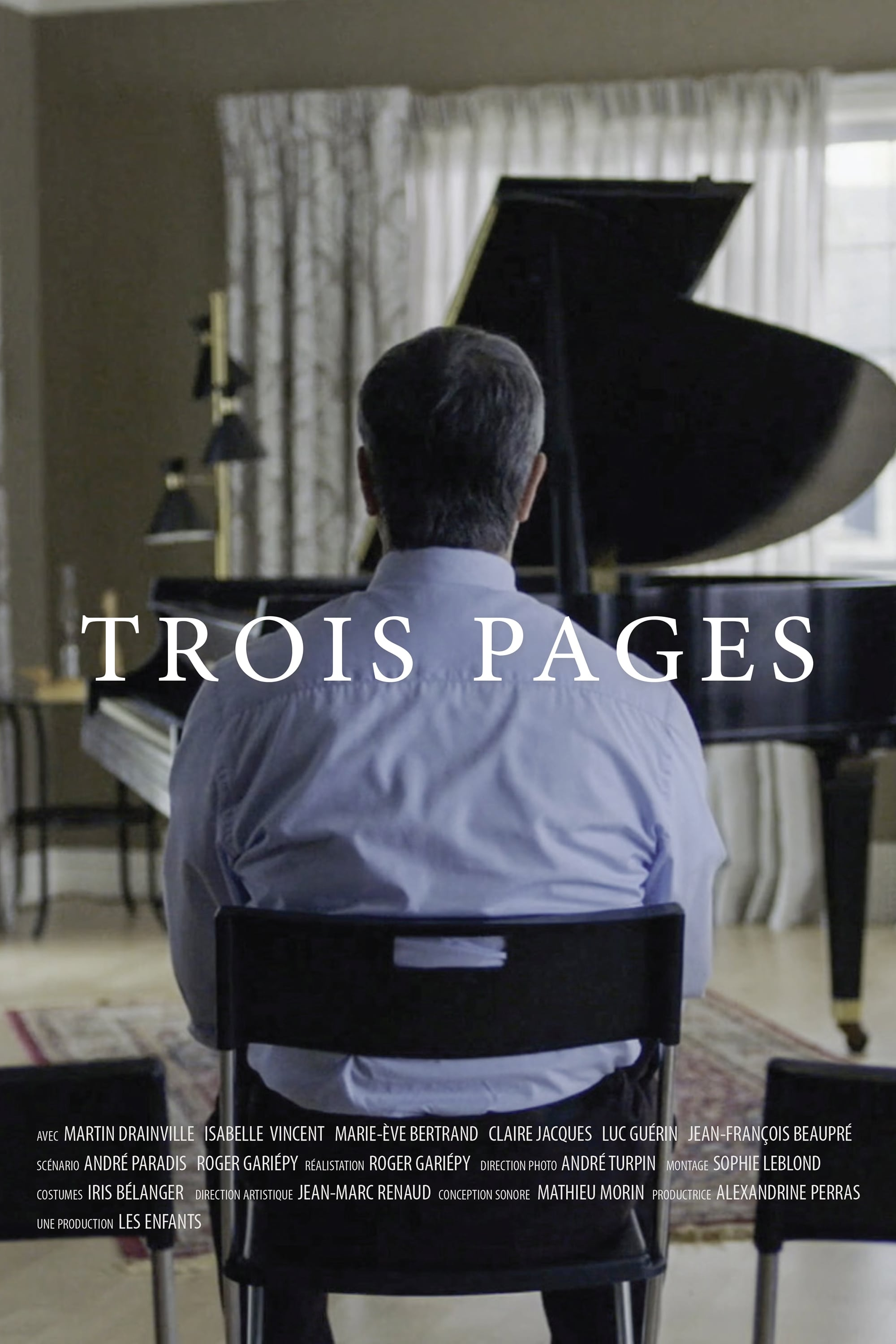 Three Pages (2018)