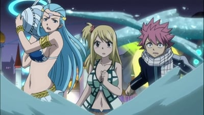 Fairy Tail - Season 2 Episode 39 : It's Life!!!