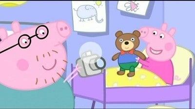 Peppa Pig Season 3 :Episode 15  Teddy Playgroup