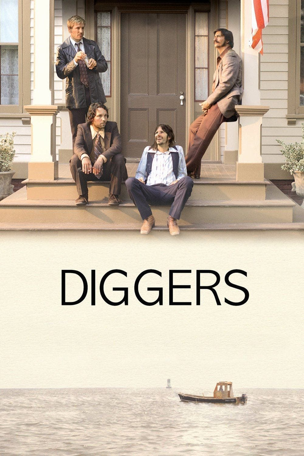 Diggers on FREECABLE TV