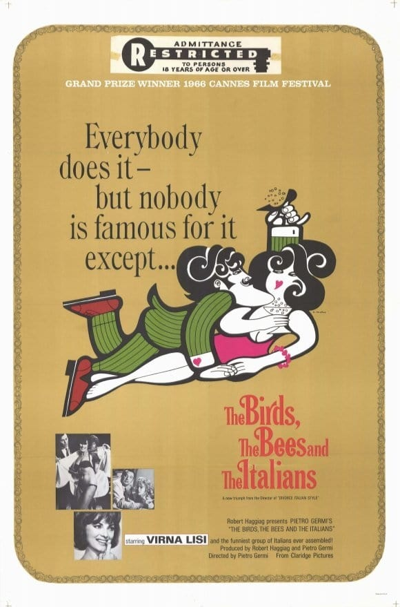 The Birds, the Bees and the Italians (1966)