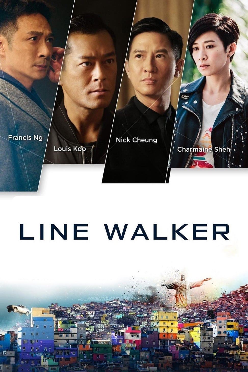 Line Walker – Operação Secreta Dublado