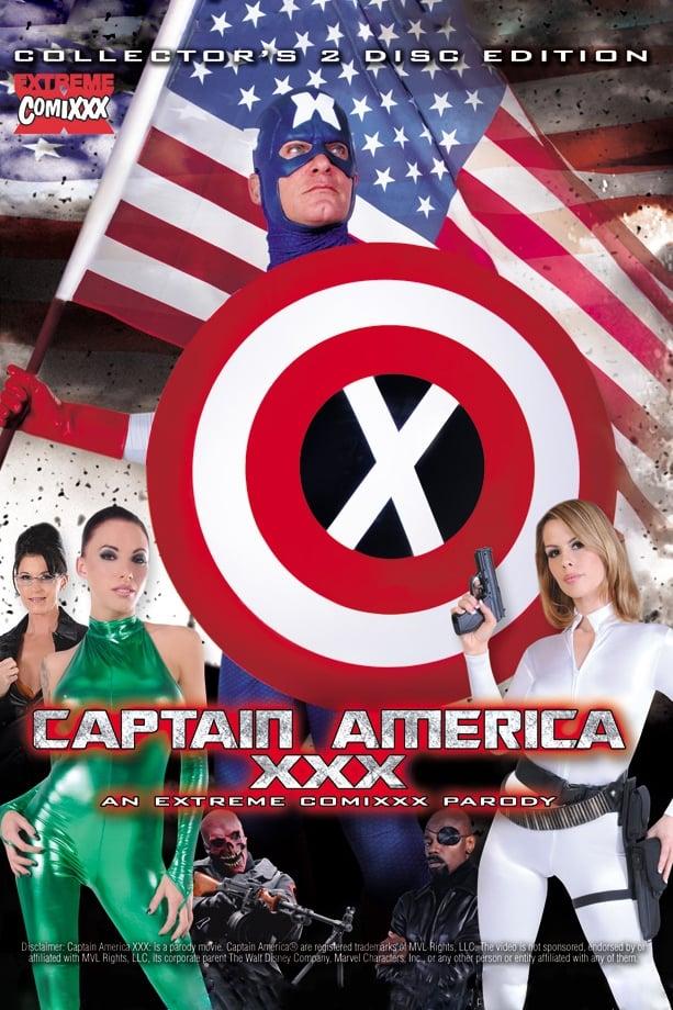Ver Captain America XXX: An Extreme Comixxx Parody Online HD Español (2011)