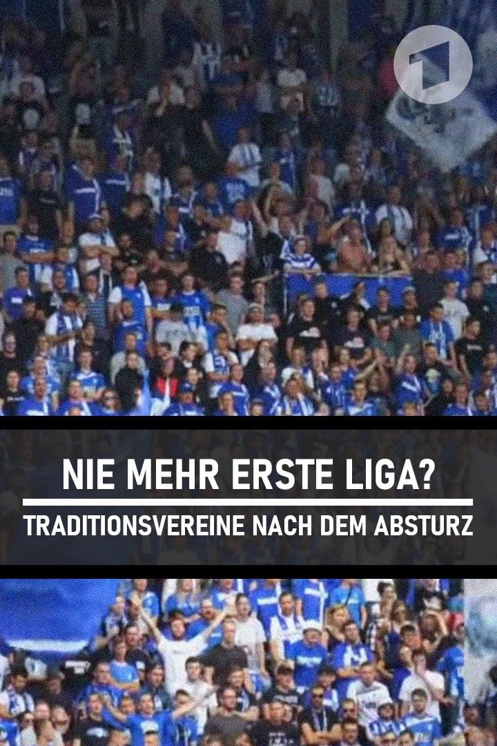 Nie mehr erste Liga? - Traditionsvereine nach dem Absturz (2017)