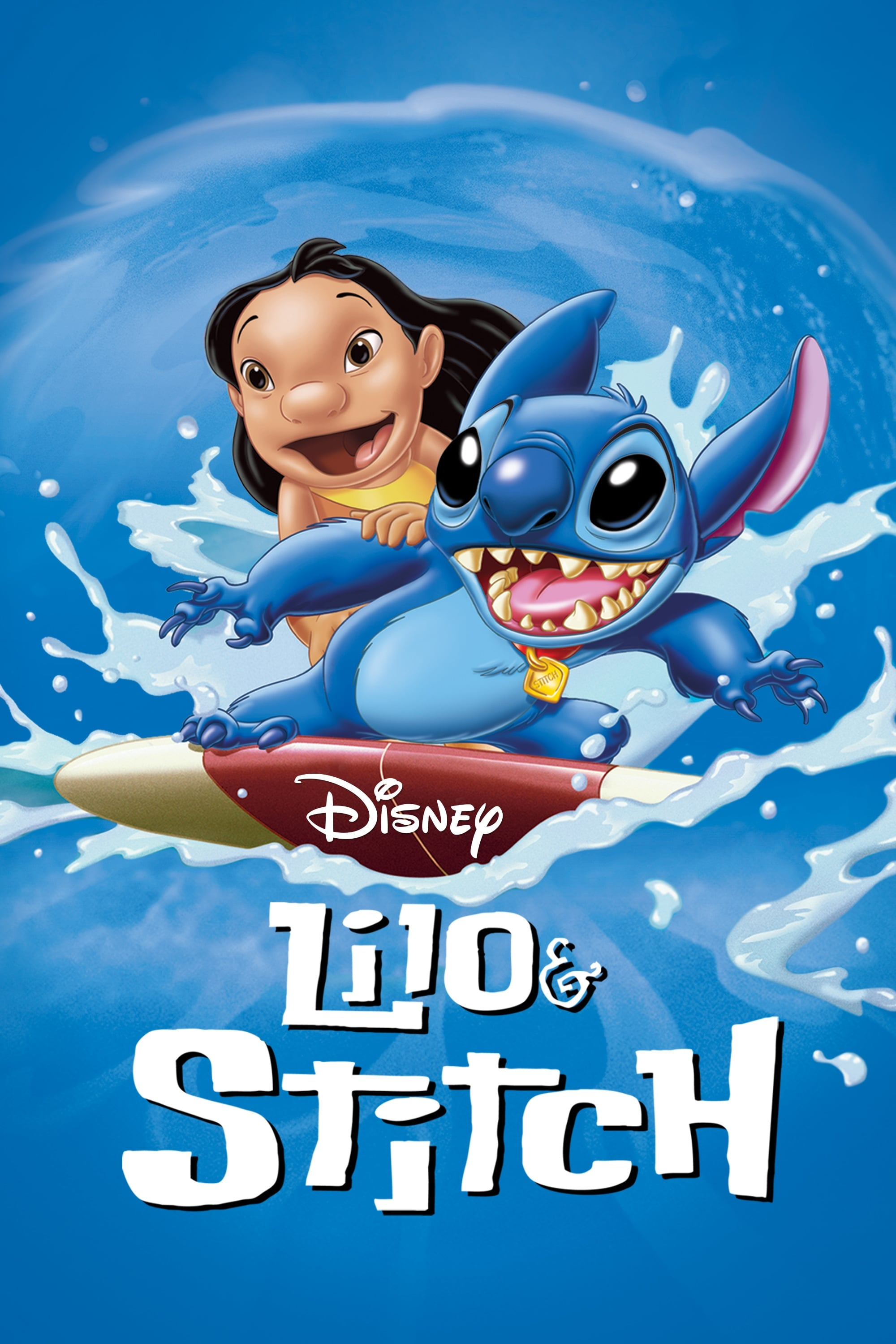 Lilo & Stitch (2002) - Posters — The Movie Database (TMDb)