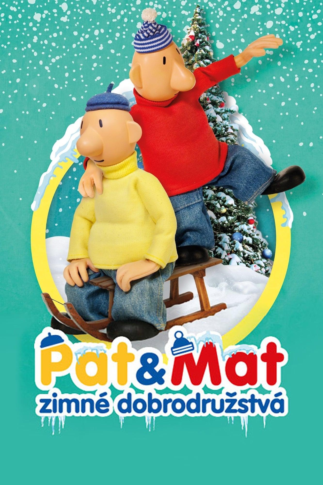 Pat a Mat: Zimní radovánky (2018)