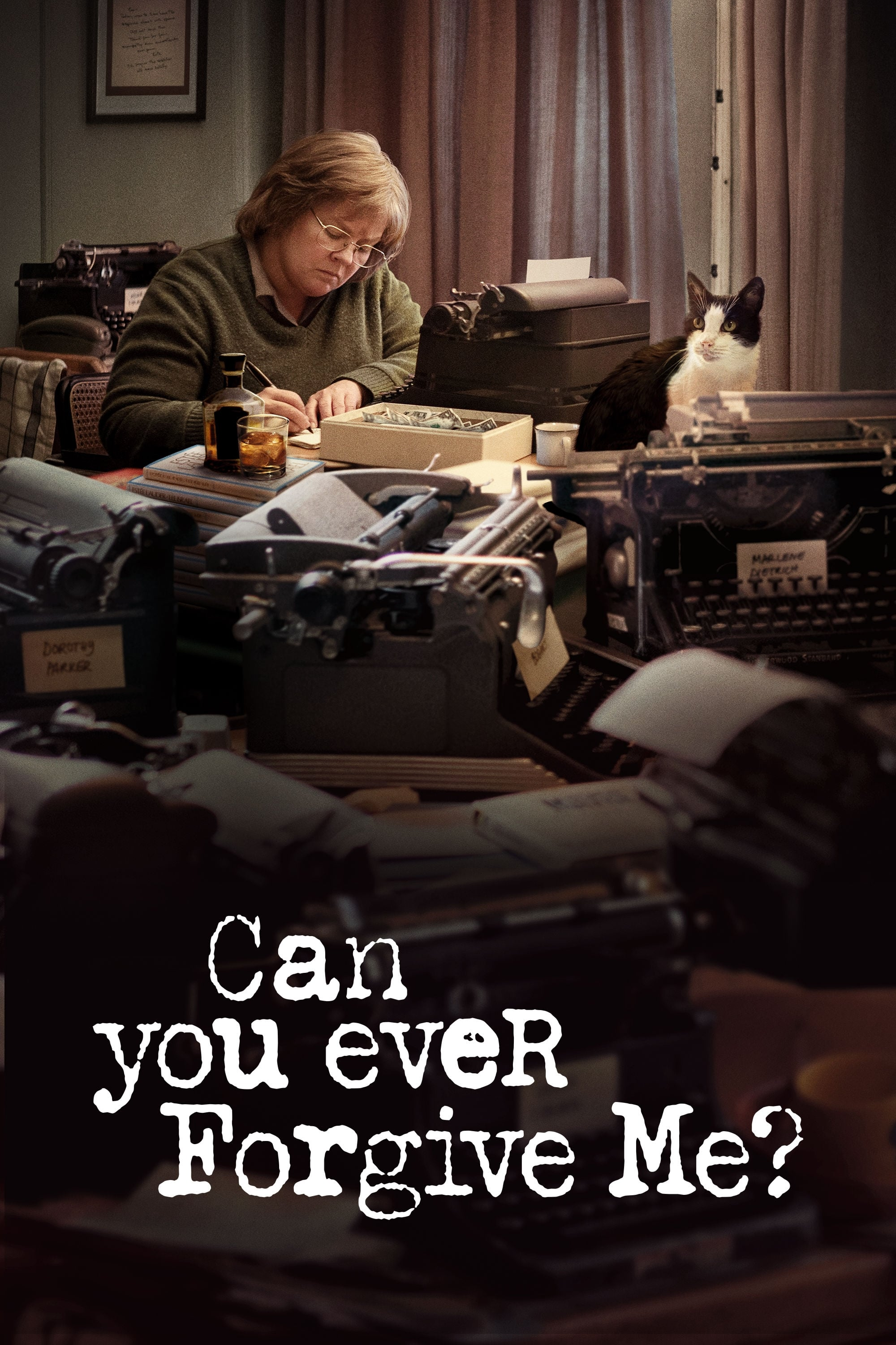 Poster and image movie Film Can You Ever Forgive Me? 2018
