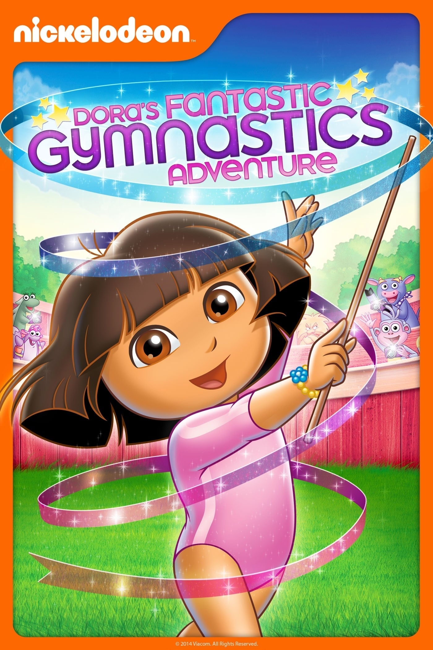 Dora the Explorer: Dora's Fantastic Gymnastics Adventure (2012)