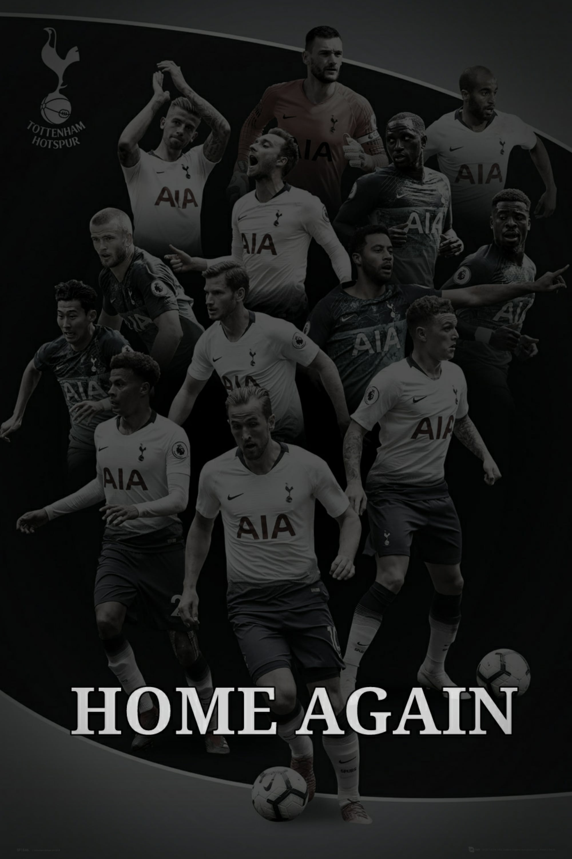 Tottenham Hotspur - Home Again
