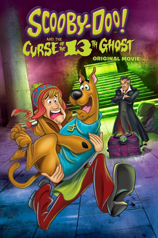 ¡Scooby-Doo! Y la maldición del fantasma número trece (2019)