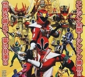 Super Sentai Season 0 :Episode 63  Samurai Sentai Shinkenger vs. Go-onger: GinmakuBang!!