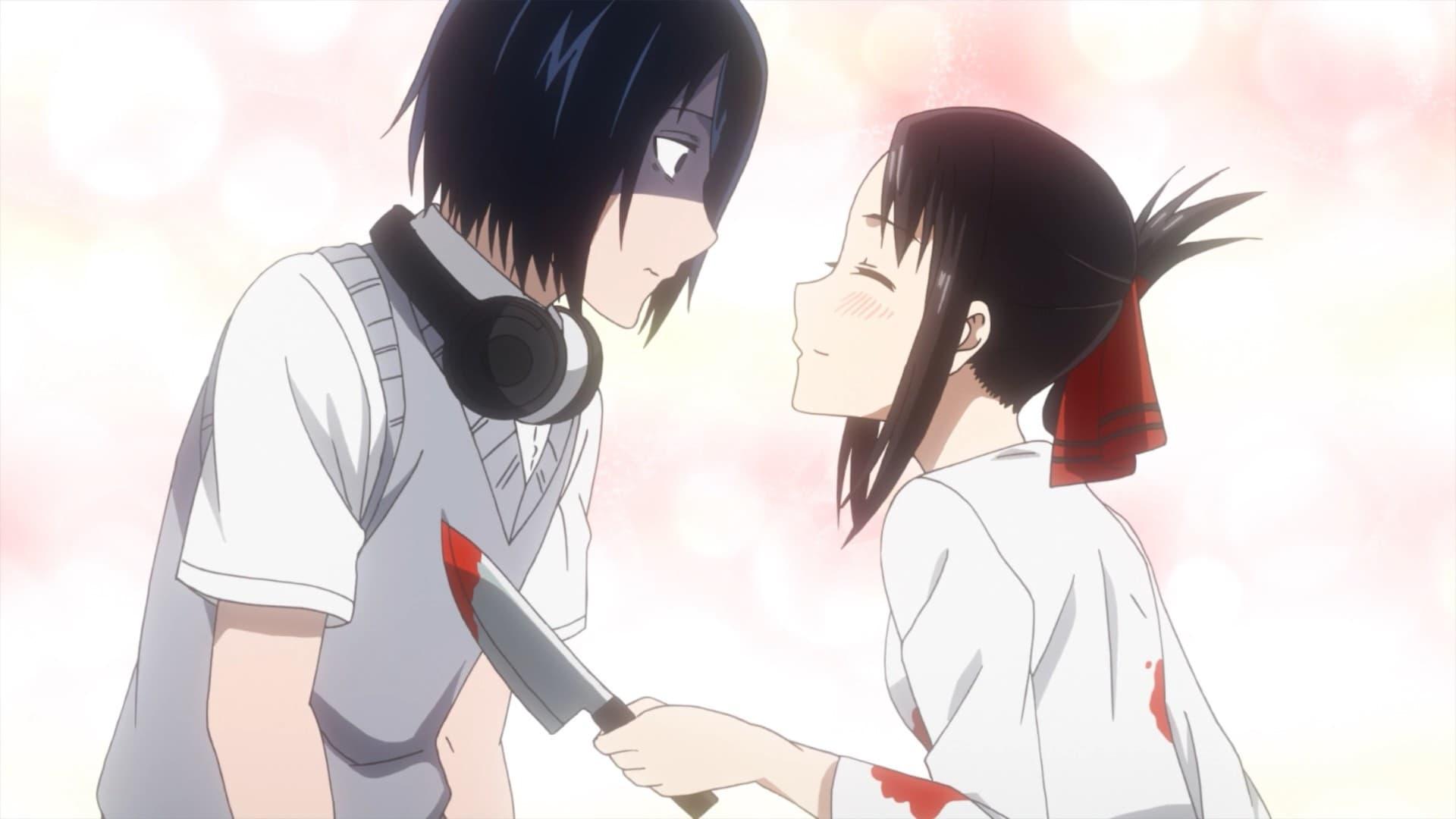 Kaguya-sama: Love is War Season 1 :Episode 6  Yu Ishigami Wants to Live / Chika Fujiwara Wants to Test You / Kaguya Wants to Be Noticed