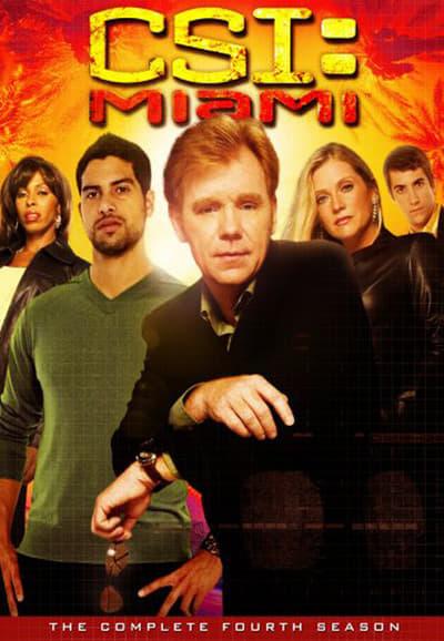 CSI: Miami Season 4