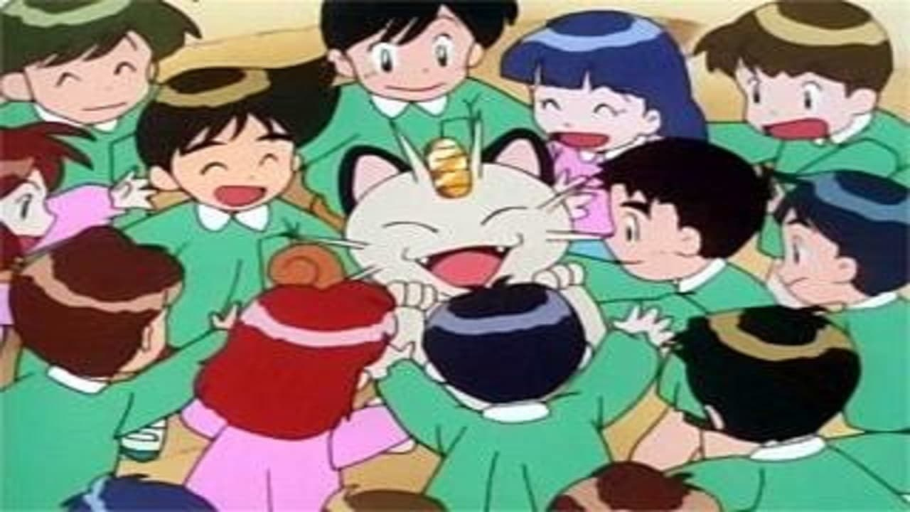 Pokémon - Season 1 Episode 53 : The Purr-fect Hero