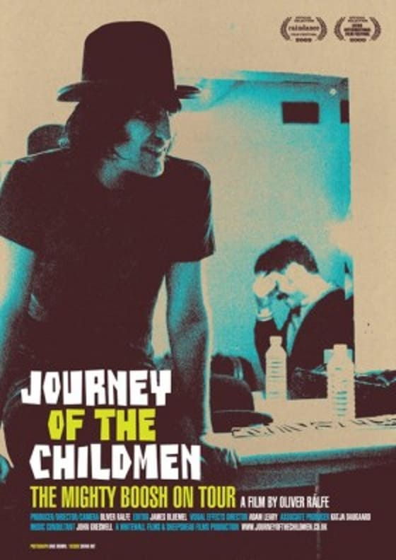 The Mighty Boosh: Journey of the Childmen