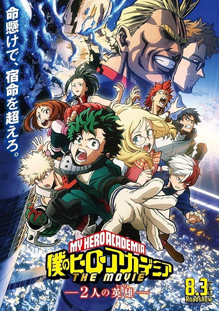 Boku no Hero Academia the Movie: Futari no Hero Episodios Completos Descarga Sub Español