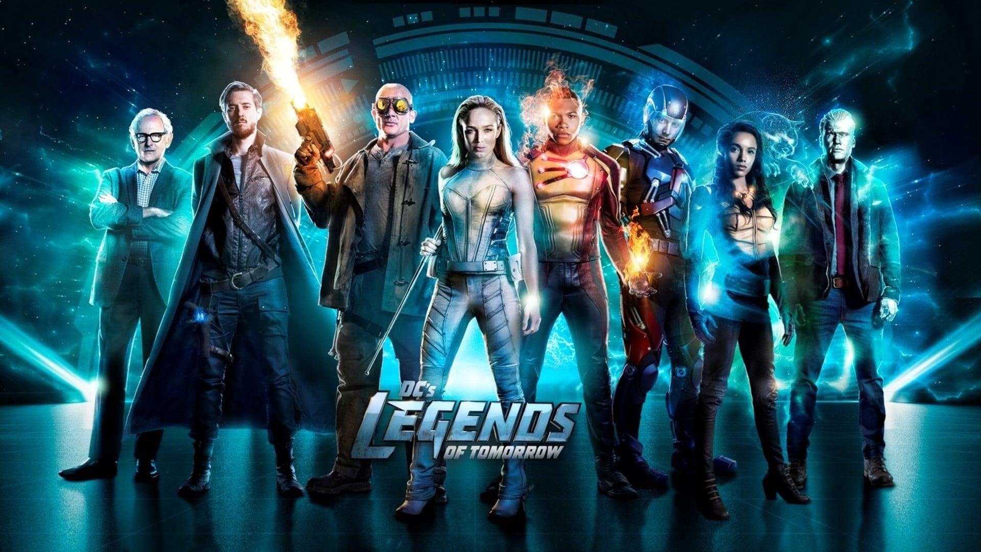DC's Legends of Tomorrow - Specials