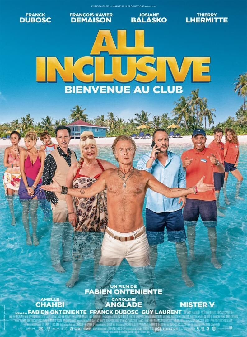 All Inclusive streaming