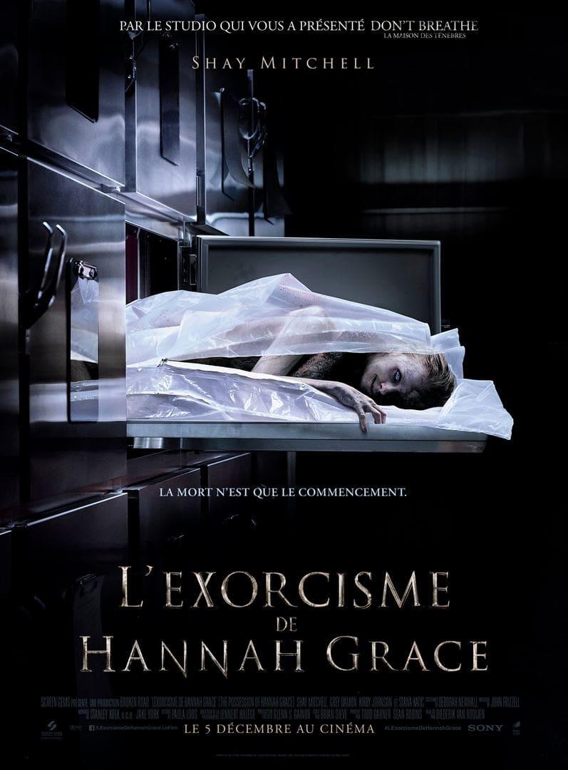 L'Exorcisme de Hannah Grace - Mator