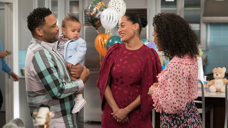 black-ish Season 4 :Episode 20  Fifty-Three Percent