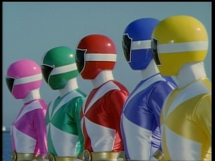 Super Sentai Season 23 :Episode 1  Rescue Soldiers! Rise Up