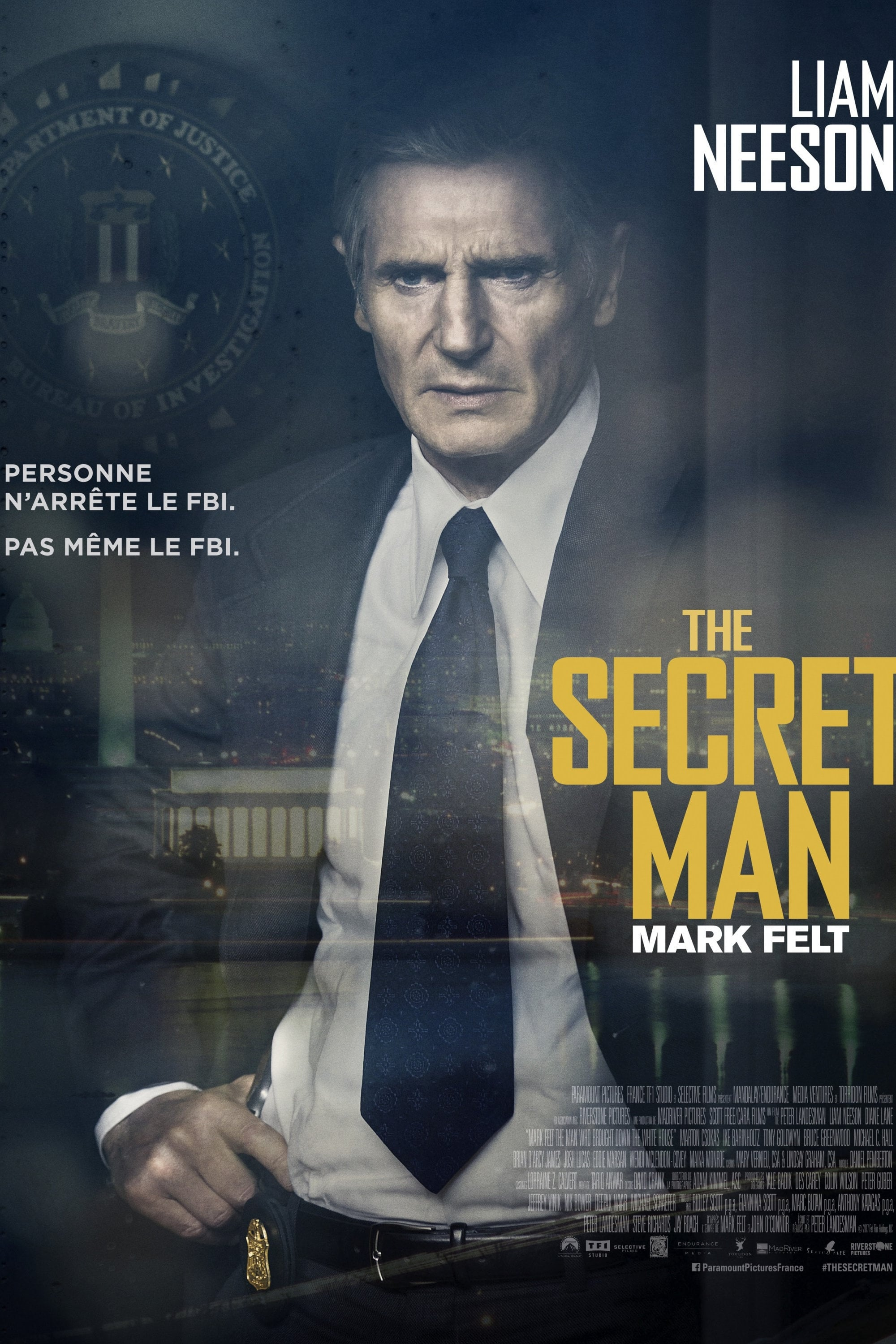 The Secret Man - Mark Felt