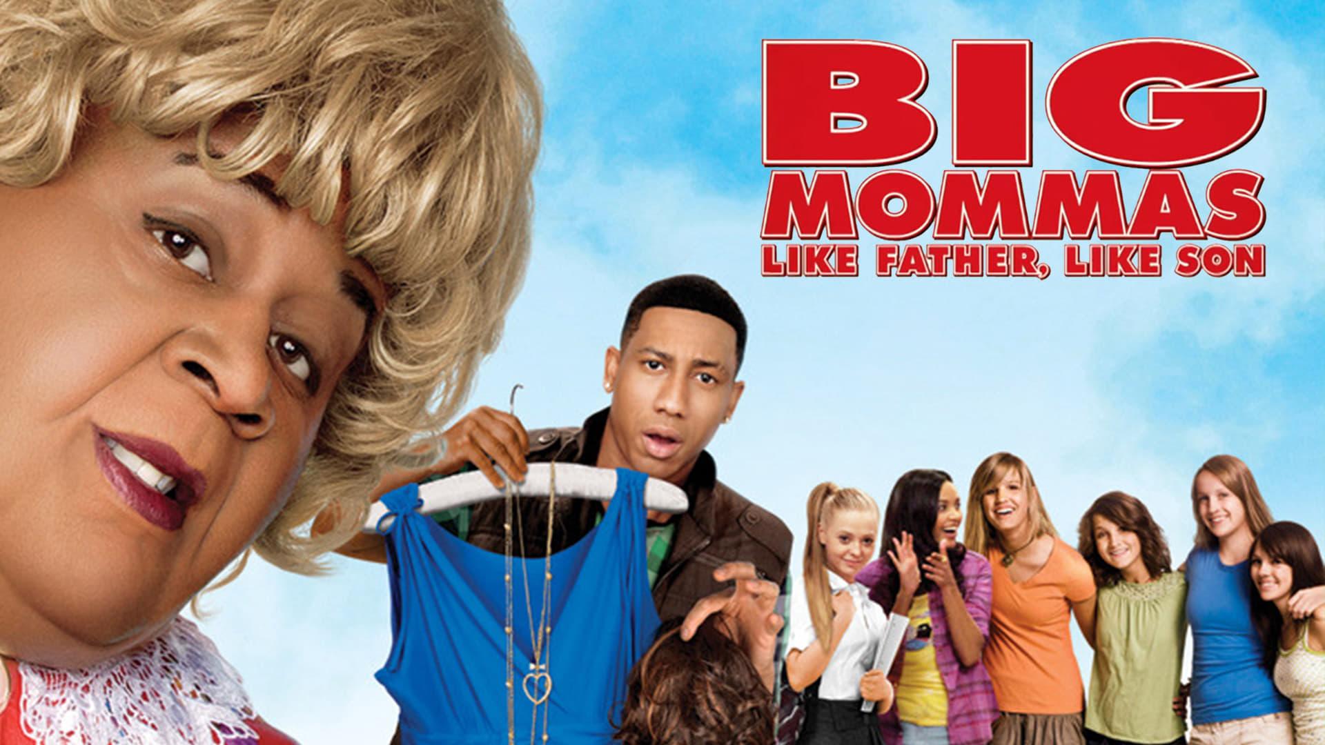 Big Mommas: Like Father, Like Son (2011)