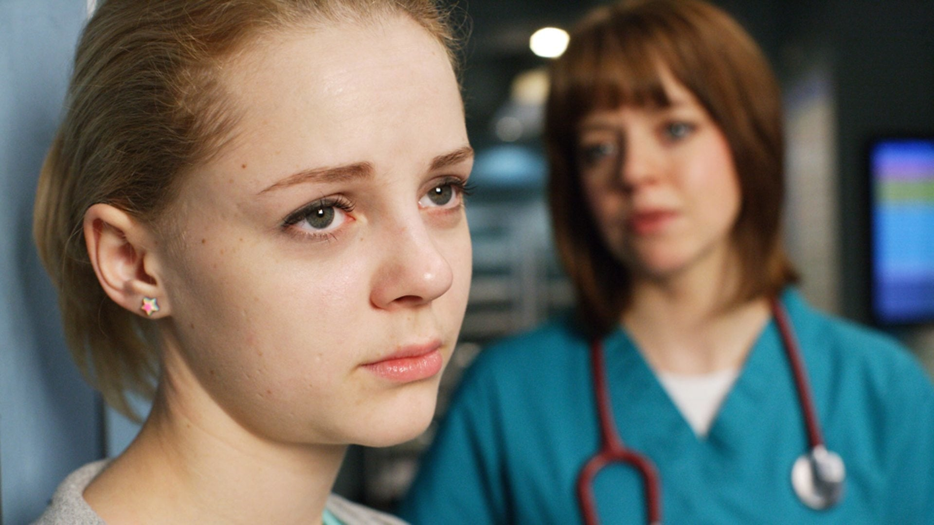 Casualty Season 24 :Episode 37  Mum's the Word