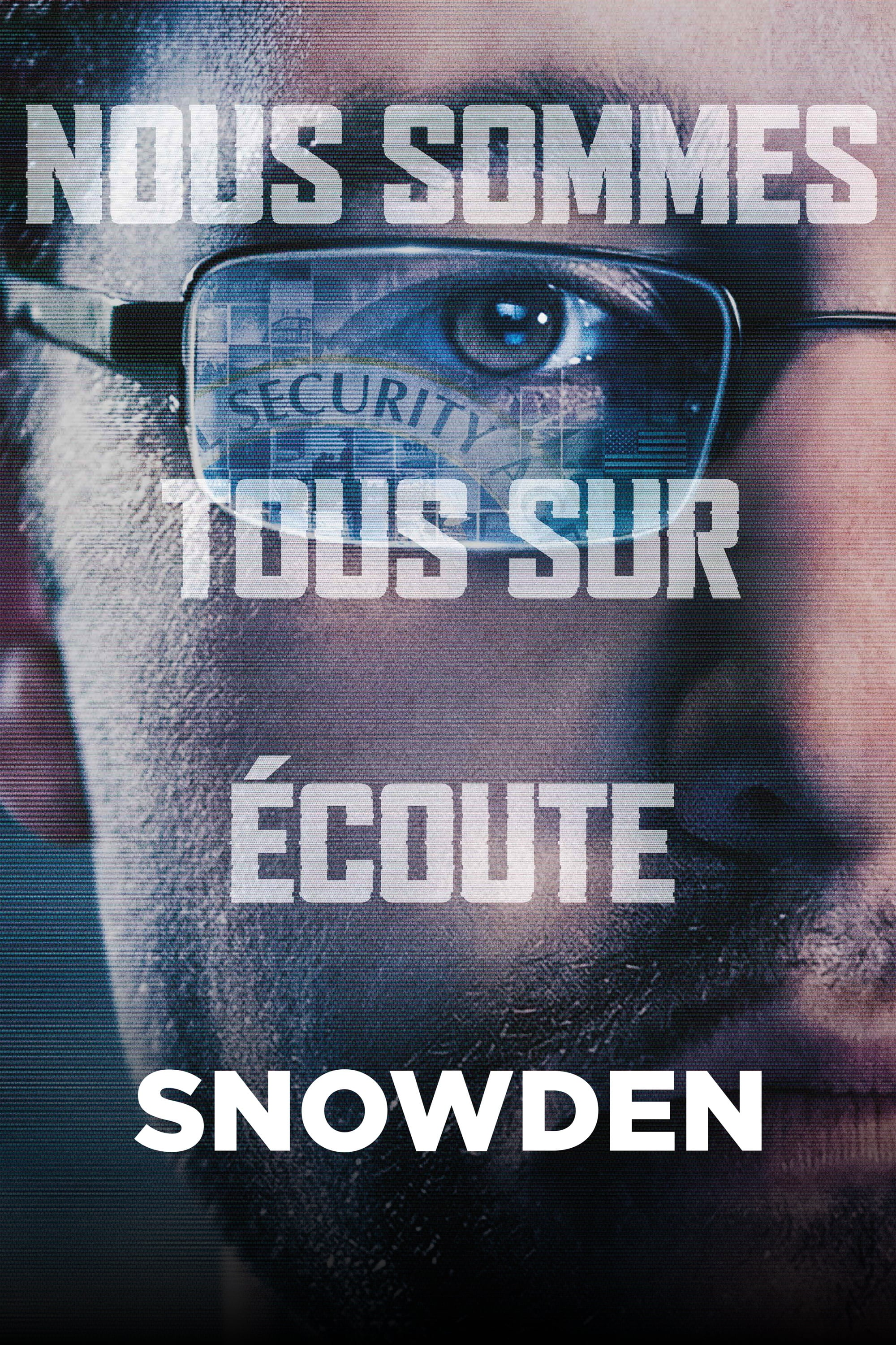 Poster and image movie Film Snowden - Snowden - Snowden -  2016