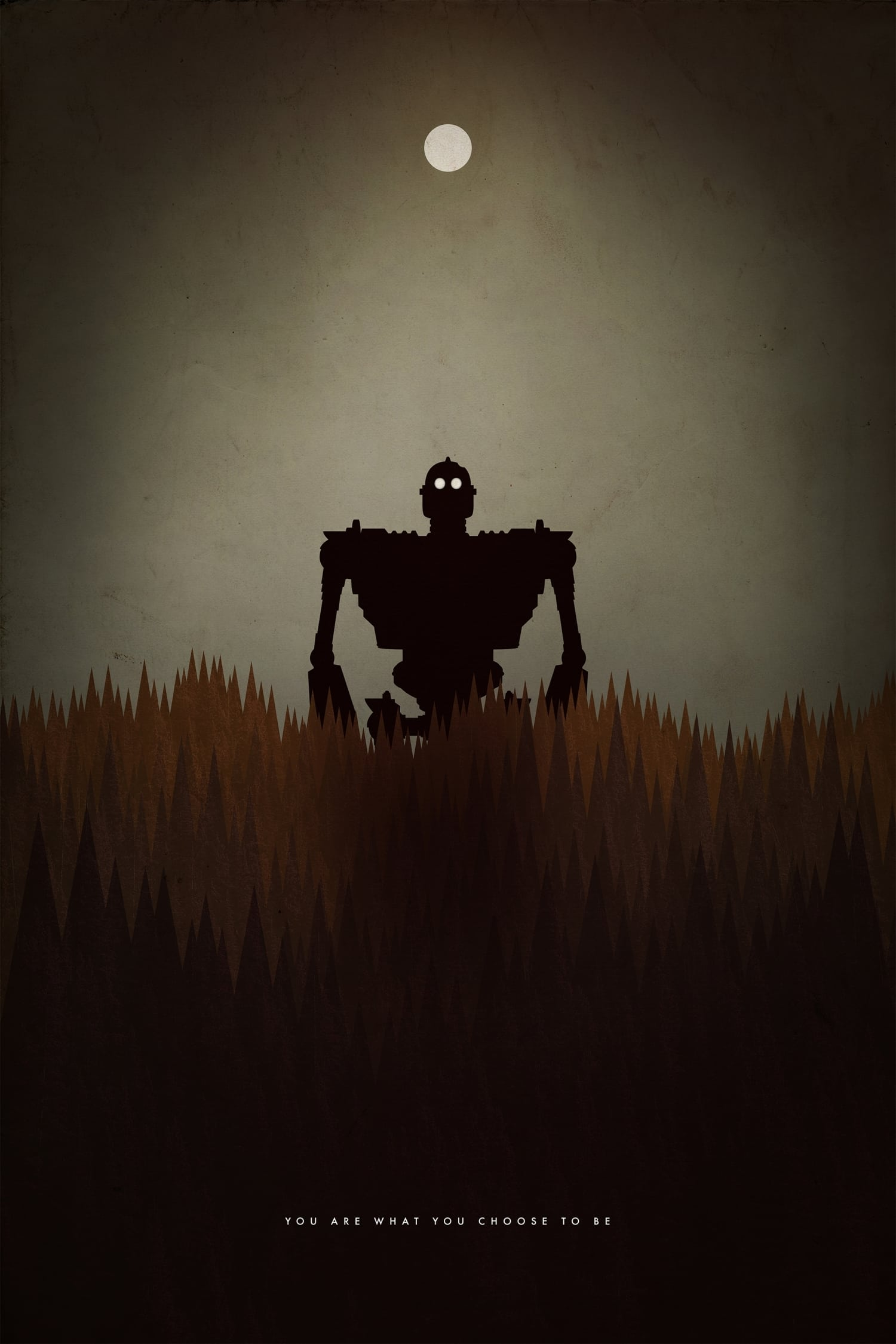 The Iron Giant Quote Iron Giant You Are Who You Choose To Be