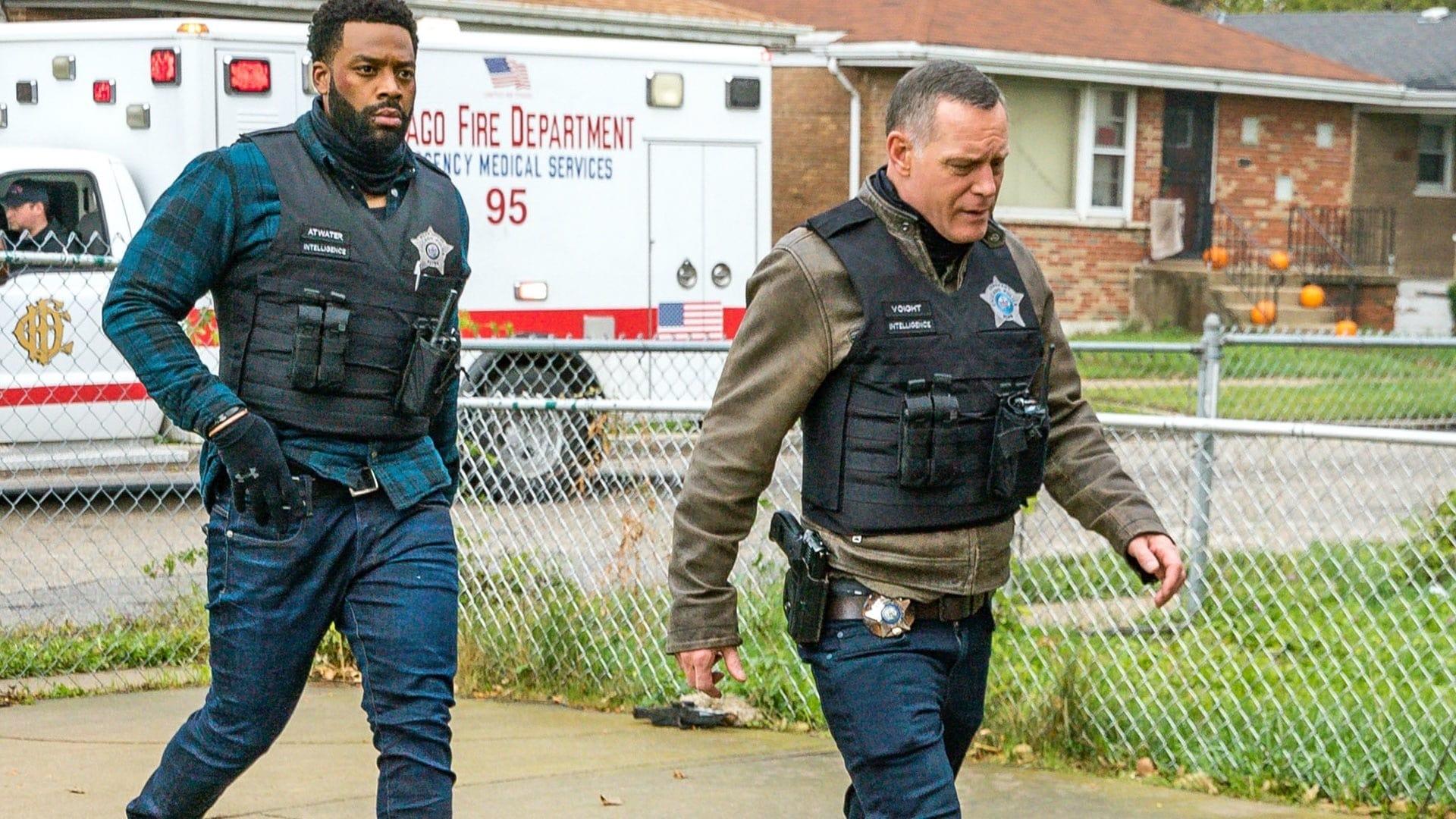 Chicago P.D. Season 8 :Episode 2  Kampfansage