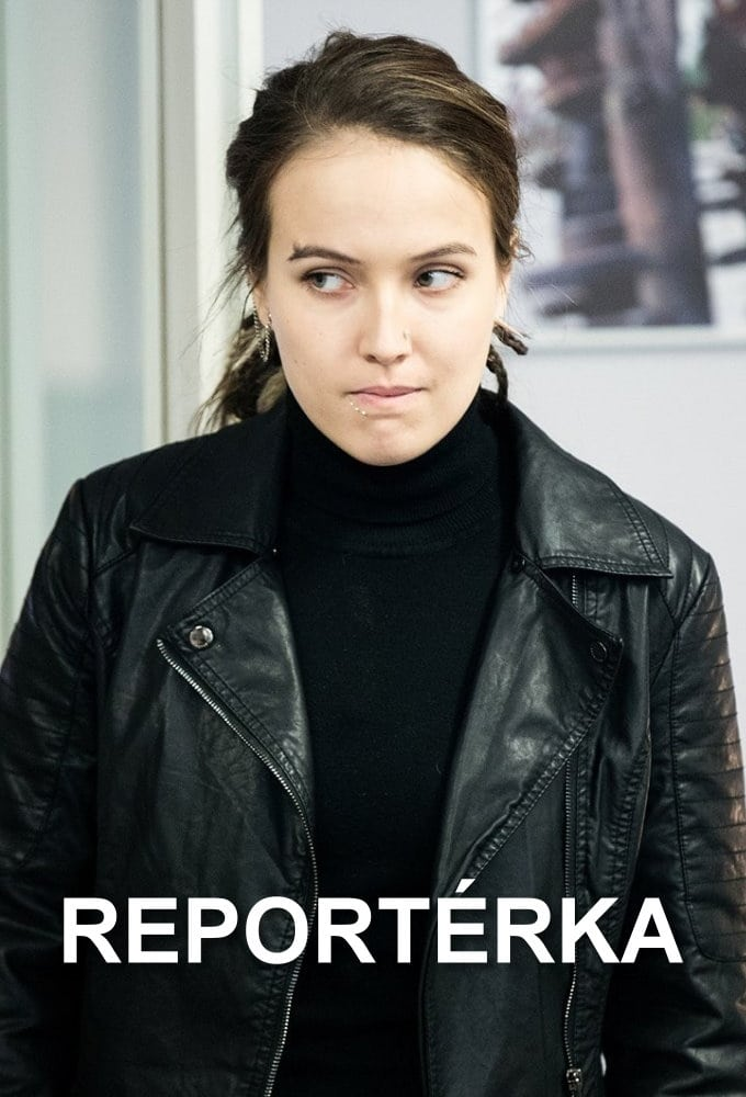Reportérka TV Shows About Journalism