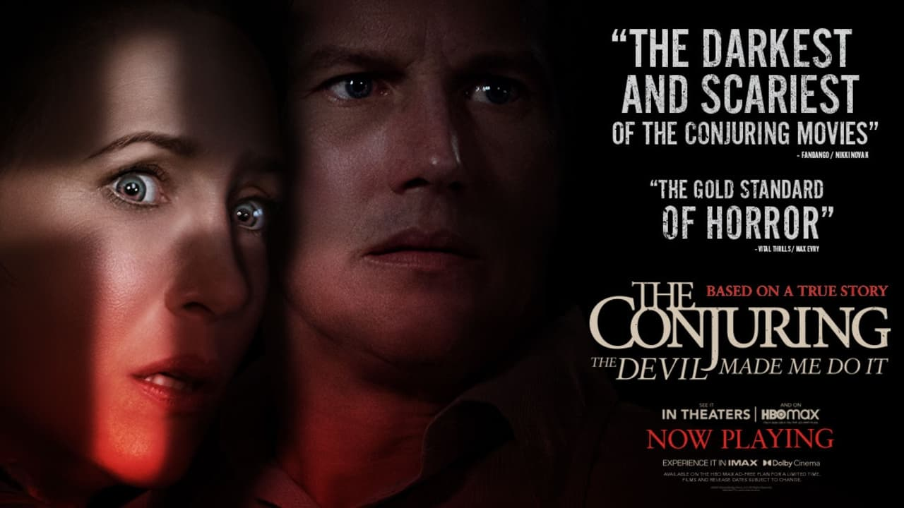死霊館 悪魔のせいなら、無罪。 (2021)