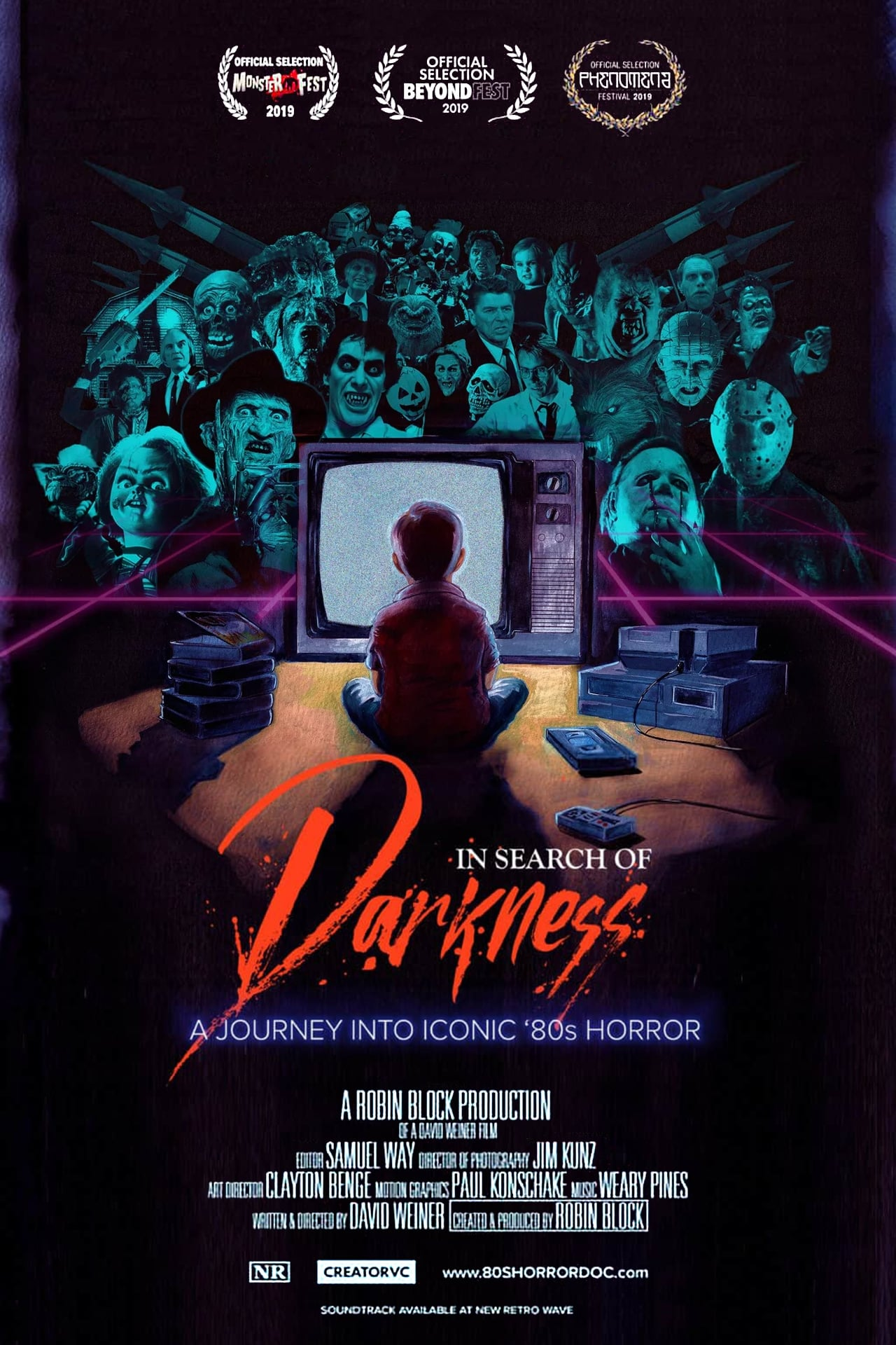 In Search of Darkness (2019)