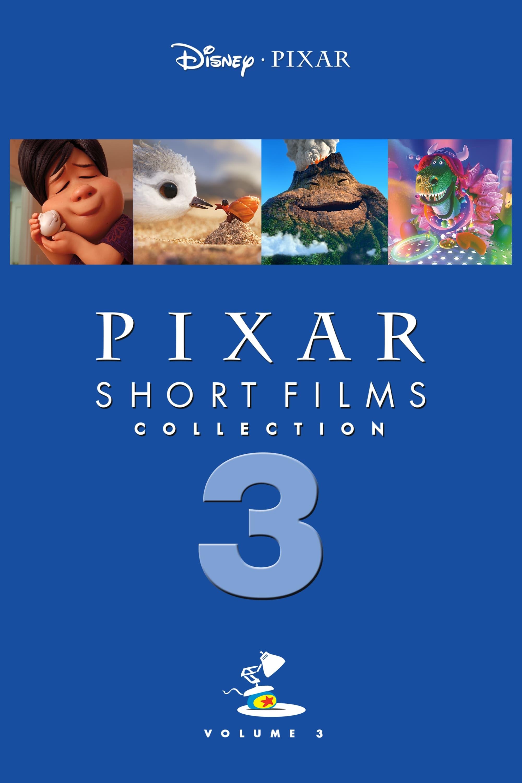 Pixar Short Films Collection: Volume 3 (2018)