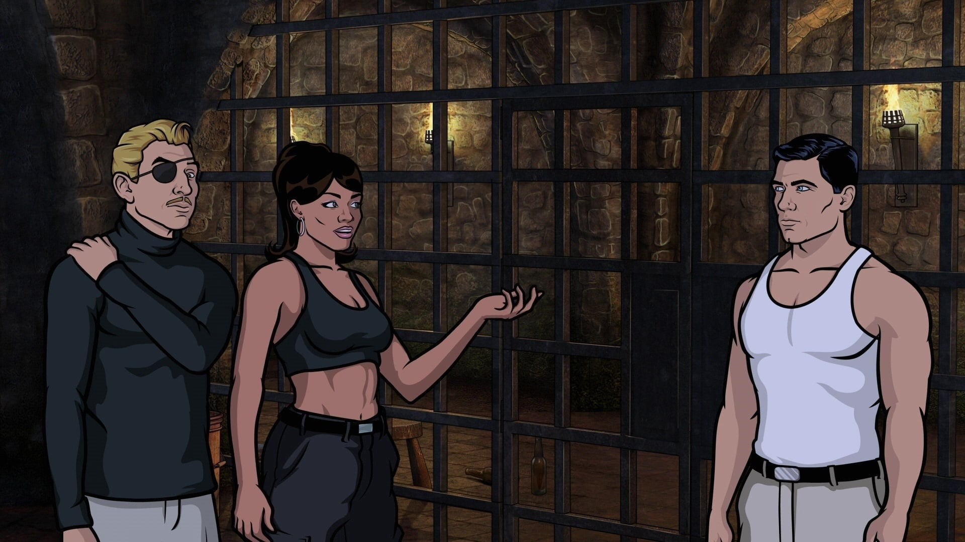 Archer Season 0 :Episode 6  Heart of Archness (3)
