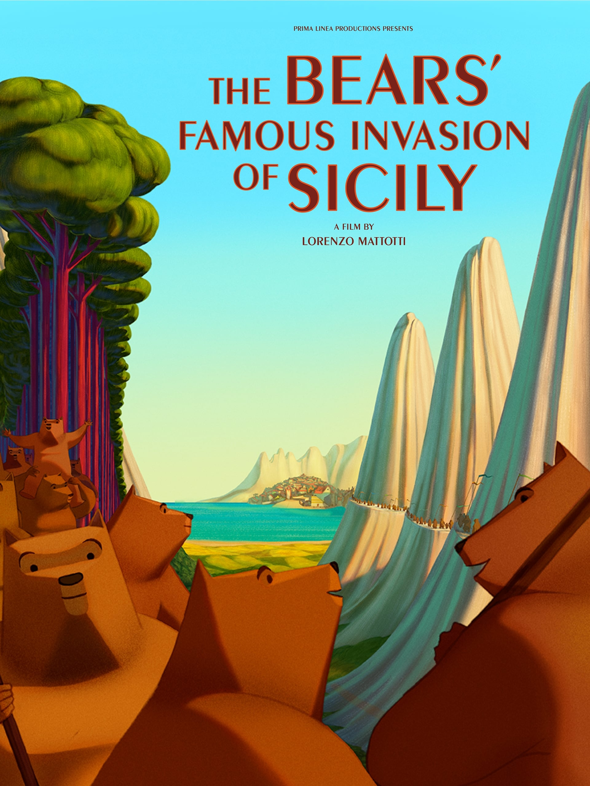 The Bears' Famous Invasion of Sicily
