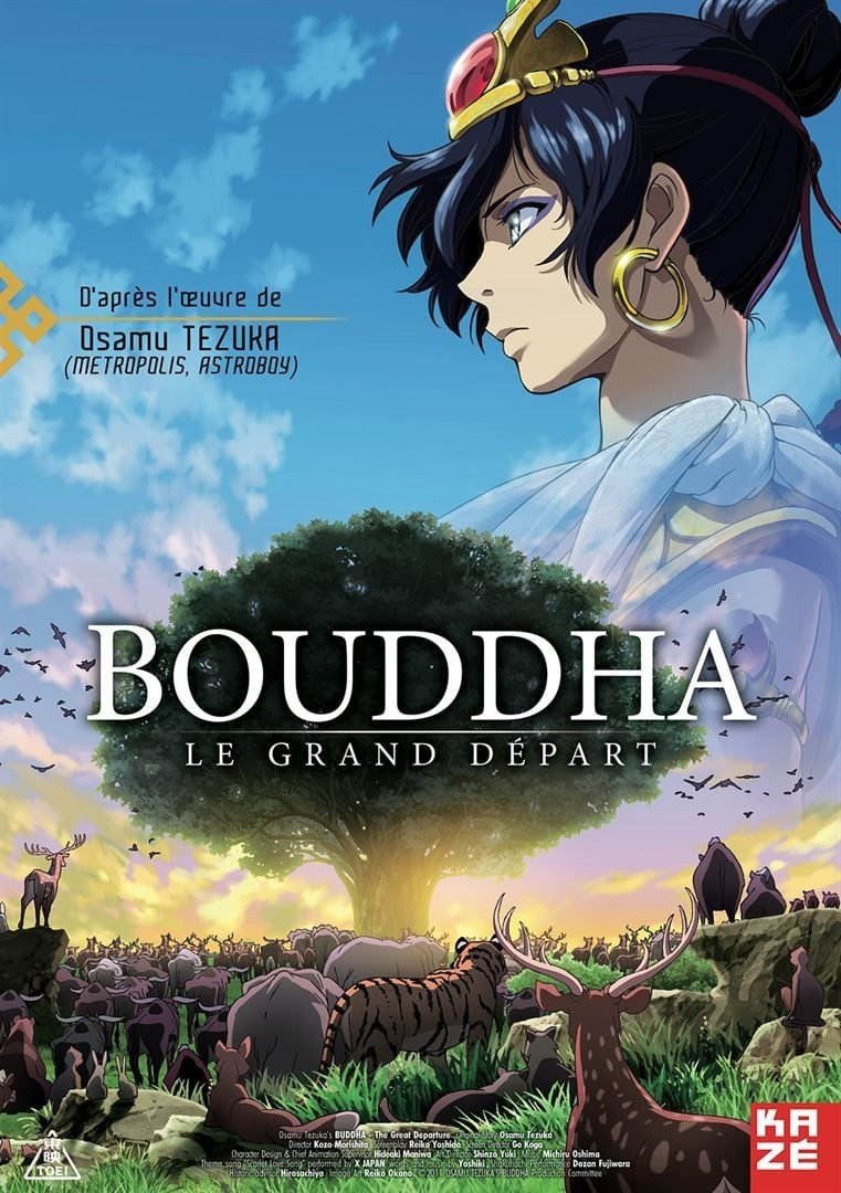 Buddha The Great Departure 2011 Posters The Movie Database Tmdb