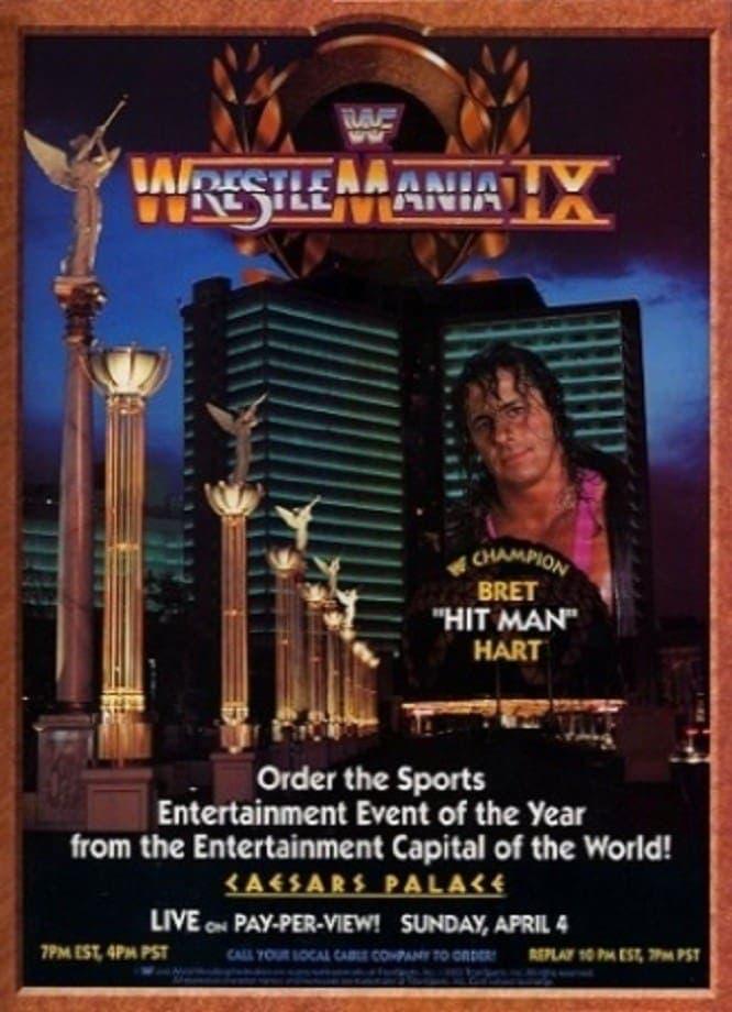 WWE WrestleMania IX (1993)
