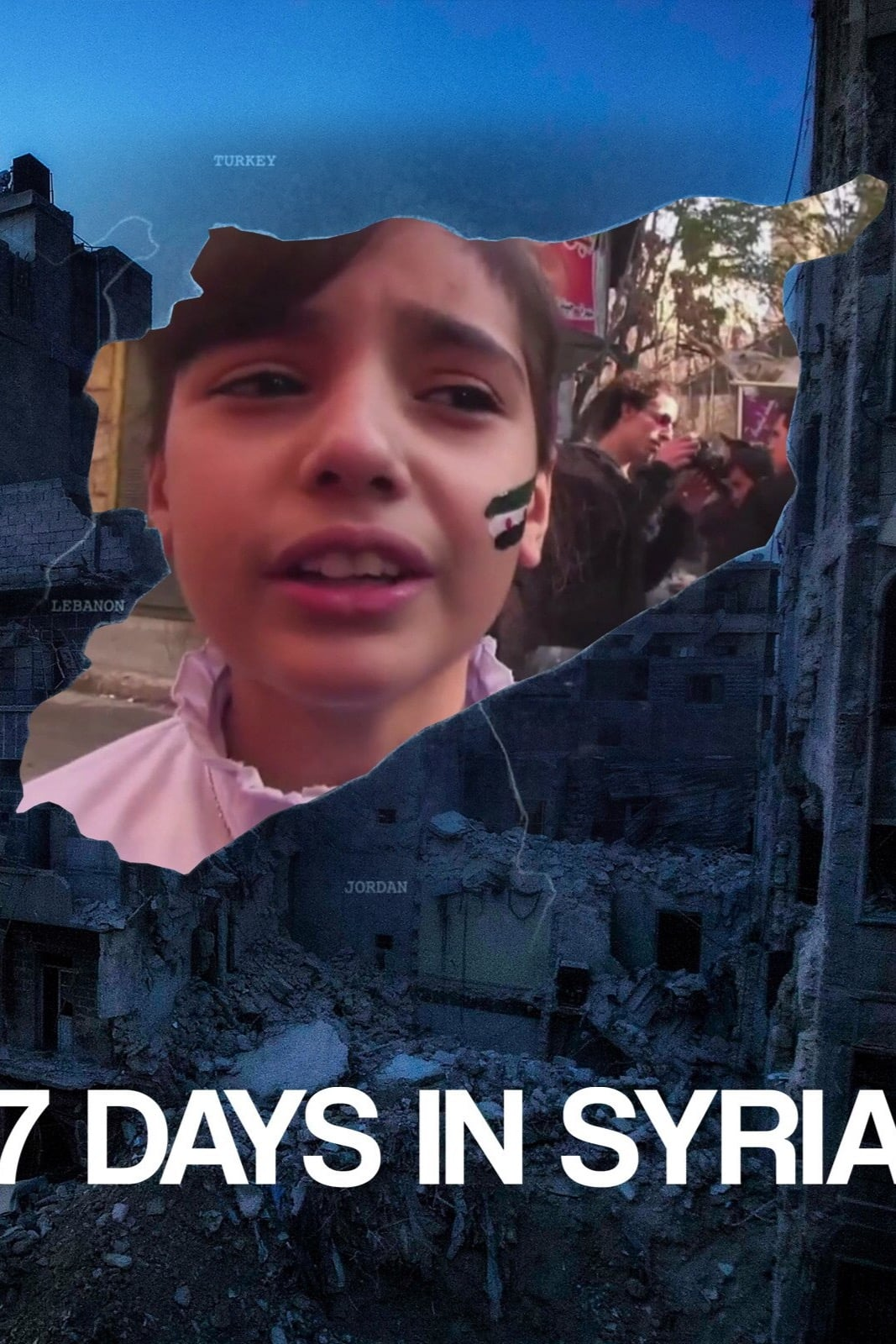 7 Days in Syria on FREECABLE TV