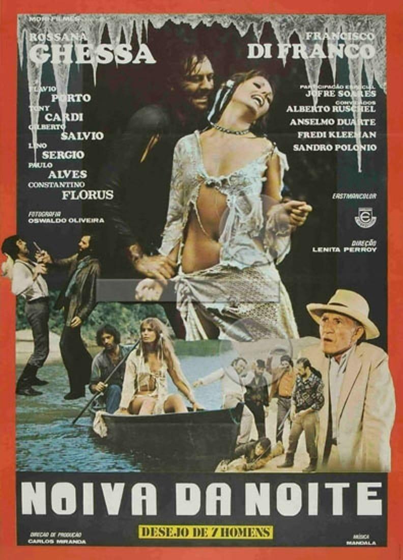 Ver Noiva da Noite – O Desejo de 7 Homens Online HD Español (1974)